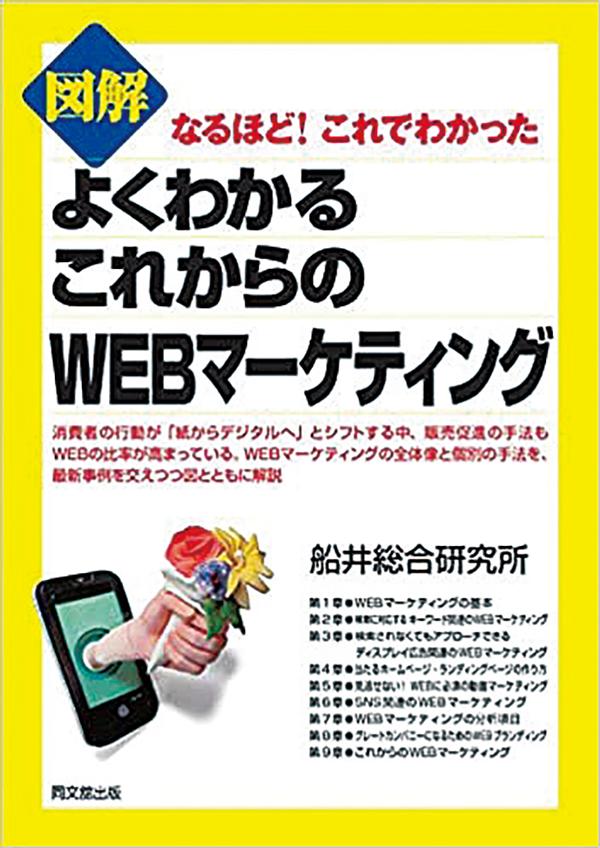宮本氏著書 図解 なるほど!これでわかった よく分かるこれからのWEBマーケティング
